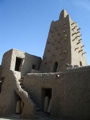 Mosquée Djingareiber Tombouctou